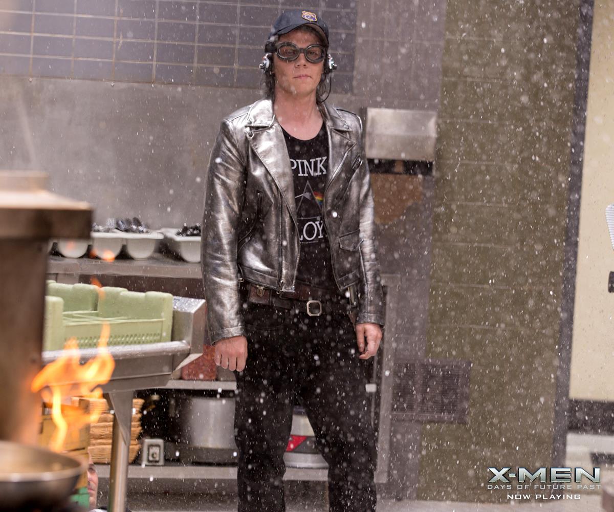 X Men Quicksilver Days Of Future Past Quicksilver (X-Men day...