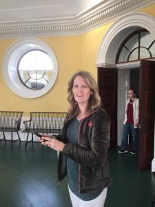 Monticello's Dome Room
